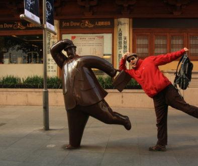 shanghai utcáin