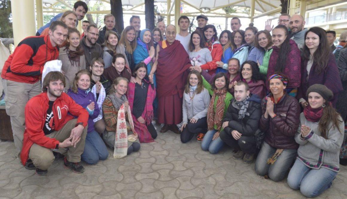 találkozás a dalai lámával