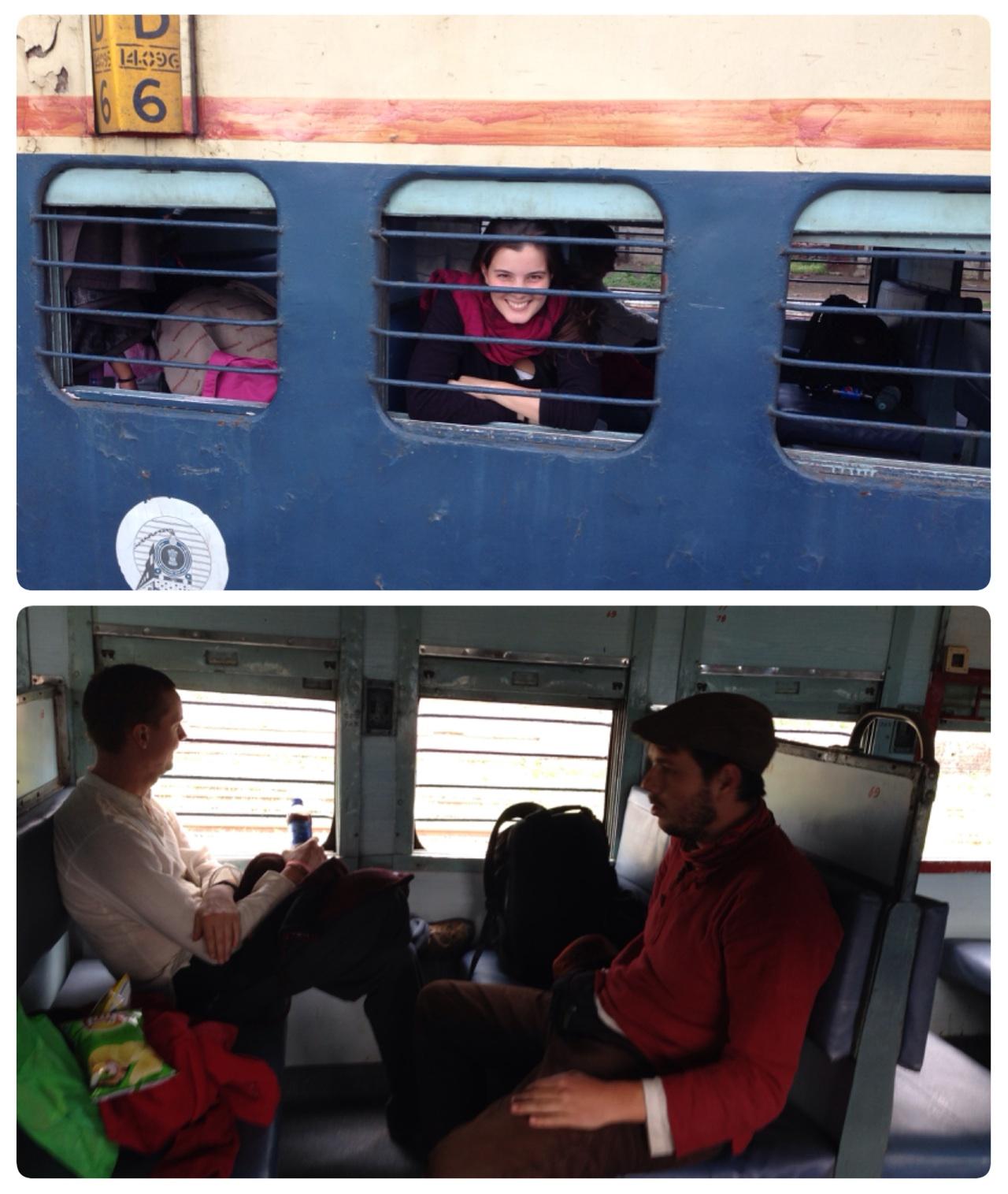 Indiai vonatozás