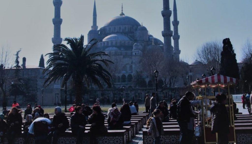 Kék mecset, Iszambul
