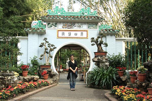 Kína - Macao